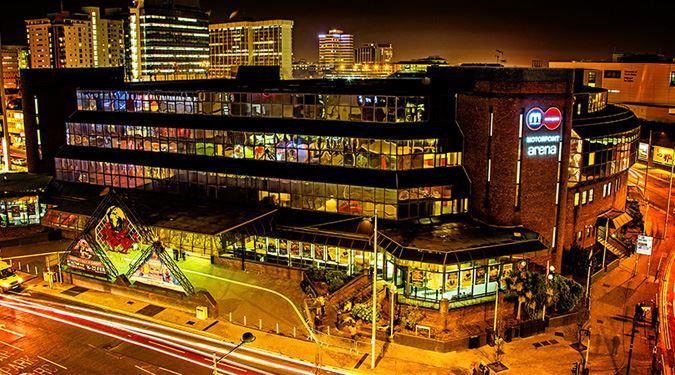 Arena Motorpoint Caerdydd